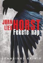 FEKETE NAP - SKANDINÁV KRIMIK - Ekönyv - HORST, JORN LIER