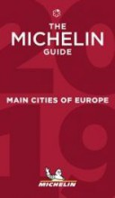 THE MICHELIN GUIDE - EURÓPA FŐVÁROSAI ÉTTEREMKALAUZ 2019 - MAIN CITITIES OF EUR - Ekönyv - MICHELIN