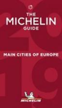 THE MICHELIN GUIDE - EURÓPA FŐVÁROSAI ÉTTEREMKALAUZ 2019 - MAIN CITITIES OF EUR - Ebook - MICHELIN