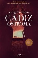 CÁDIZ OSTROMA - Ekönyv - PÉREZ-REVERTE, ARTURO