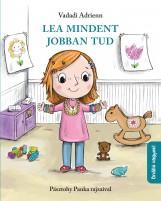 LEA MINDENT JOBBAN TUD - Ekönyv - VADADI ADRIENN