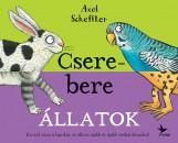 CSERE-BERE ÁLLATOK - Ekönyv - SCHEFFLER, AXEL