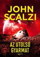 AZ UTOLSÓ GYARMAT 3. - ÚJ BORÍTÓ - Ekönyv - SCALZI, JOHN