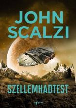 SZELLEMHADTEST 2. - ÚJ BORÍTÓ - Ekönyv - SCALZI, JOHN