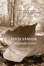 FINTA SÁNDOR VÁLOGATOTT VERSEI 1908-1925 - Ekönyv - FINTA SÁNDOR
