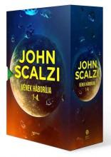 VÉNEK HÁBORÚJA 1-4. (DÍSZDOBOZOS KIADÁS) - Ekönyv - SCALZI, JOHN