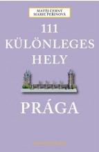 111 KÜLÖNLEGES HELY - PRÁGA - Ekönyv - CERNY, MATEJ - PERINOVA, MARIE