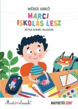 MARCI ISKOLÁS LESZ - Ebook - WÉBER ANIKÓ
