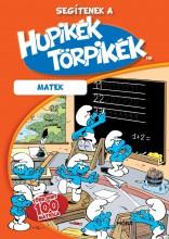 SEGÍTENEK A HUPIKÉK TÖRPIKÉK - MATEK MATRICÁS FOGLALKOZTATÓ - Ekönyv - MÓRA KÖNYVKIADÓ