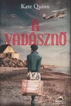 A VADÁSZNŐ - Ekönyv - QUINN, KATE
