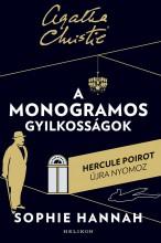 A MONOGRAMOS GYILKOSSÁGOK - Ekönyv - HANNAH, SOPHIE