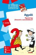 AGYALÓ - EGYSZEREGY - MATEMATIKA 2. OSZTÁLY (LÜK 24) - Ekönyv - LDI703