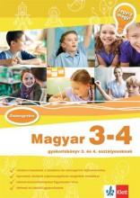 MAGYAR 3 - 4  GYAKORLÓKÖNYV - JEGYRE MEGY! - Ekönyv - SZABÓ M. ÁGNES