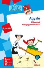 AGYALÓ - MATEMATIKA 3. OSZTÁLY (LÜK 24) MŰVELETEK TÖBBJEGYŰ SZÁMOKKAL - Ekönyv - LDI704