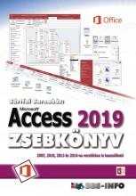 ACCESS 2019 ZSEBKÖNYV - Ekönyv - BÁRTFAI BARNABÁS