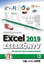 EXCEL 2019 ZSEBKÖNYV - Ebook - BÁRTFAI BARNABÁS
