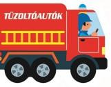 TŰZOLTÓAUTÓK - GURULÓ KEREKEK - Ekönyv - NAPRAFORGÓ KÖNYVKIADÓ