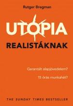 UTÓPIA REALISTÁKNAK - Ekönyv - BREGMAN, RUTGER
