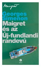 MAIGRET ÉS AZ ÚJ-FUNDLANDI RANDEVÚ - Ekönyv - SIMENON, GEORGES