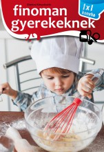 FINOMAN GYEREKEKNEK - 1X1 KALAUZ - Ekönyv - ELEKTRA KÖNYVKIADÓ KFT.