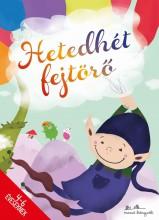 HETEDHÉT FEJTÖRŐ - Ekönyv - BÁLINT ÁGNES