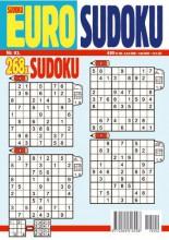 EURO SUDOKU 2019/2. - Ekönyv - CSOSCH KFT.
