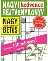 NAGYI KEDVENCE REJTVÉNYKÖNYV 27. - Ekönyv - CSOSCH KFT.
