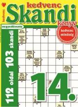 KEDVENC SKANDI KÖNYV 14. - Ekönyv - CSOSCH KFT.