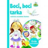 BOCI, BOCI TARKA - MATRICÁS MONDÓKÁS FÜZETEM - Ebook - SZALAY KÖNYVKIADÓ ÉS KERESKEDOHÁZ KFT.