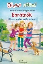 BARÁTNŐK - OLVASS VELEM! - Ekönyv - MOSER, ANETTE-PAULE, IRMGARD