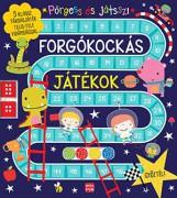 PÖRGESS ÉS JÁTSSZ! - FORGÓKOCKÁS JÁTÉKOK - Ebook - MÓRA KÖNYVKIADÓ