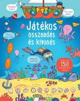 JÁTÉKOS ÖSSZEADÁS ÉS KIVONÁS - Ekönyv - KOLIBRI GYEREKKÖNYVKIADÓ KFT.
