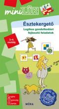 ÉSZTEKERGETŐ 3-4. OSZTÁLY - LOGIKUS GONDOLKODÁST FEJLESZTŐ FELADATOK - Ekönyv - LDI-555