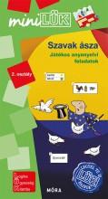 SZAVAK ÁSZA - JÁTÉKOS ANYANYELVI FELADATOK 2. OSZTÁLY - Ekönyv - LDI-551