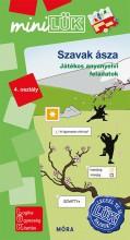 SZAVAK ÁSZA - JÁTÉKOS ANYANYELVI FELADATOK 4. OSZTÁLY - Ekönyv - LDI-553