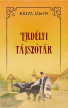 ERDÉLYI TÁJSZÓTÁR - Ekönyv - KRIZA JÁNOS