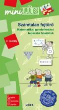 SZÁMTALAN FEJTÖRŐ 2. OSZTÁLY - MATEMATIKAI GONDOLKODÁST FEJLESZTŐ FELADATOK - Ekönyv - LDI-548