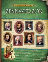 ZENESZERZŐK - VILÁGOT FORMÁLÓ EMBEREK - KÉPES ENCIKLOPÉDIA - Ekönyv - ELEKTRA KÖNYVKIADÓ KFT.