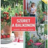 SZÜRET A BALKONON - Ekönyv - GRABNER, MELANIE