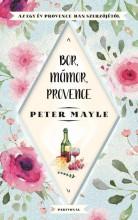 BOR, MÁMOR, PROVENCE - Ekönyv - MAYLE, PETER