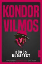 BŰNÖS BUDAPEST - Ekönyv - KONDOR VILMOS