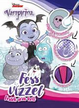 FESS VÍZZEL! - VAMPIRINA - Ekönyv - MANÓ KÖNYVEK
