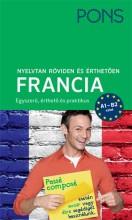 PONS NYELVTAN RÖVIDEN ÉS ÉRTHETŐEN - FRANCIA - ÚJ - Ekönyv - KLETT KIADÓ