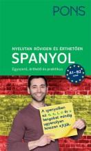 PONS NYELVTAN RÖVIDEN ÉS ÉRTHETŐEN - SPANYOL - ÚJ - Ekönyv - KLETT KIADÓ