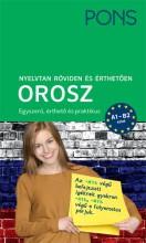 PONS NYELVTAN RÖVIDEN ÉS ÉRTHETŐEN - OROSZ - ÚJ - Ekönyv - KLETT KIADÓ