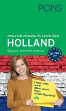 PONS NYELVTAN RÖVIDEN ÉS ÉRTHETŐEN - HOLLAND - ÚJ - Ekönyv - KLETT KIADÓ