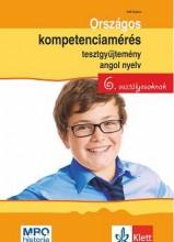 ORSZÁGOS KOMPETENCIAMÉRÉS TESZTGYŰJT. ANGOL NYELV - 6. OSZT. - Ebook - KUTI ZSUZSA