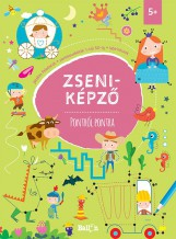 ZSENIKÉPZŐ - PONTRÓL PONTRA - Ekönyv - BALLON