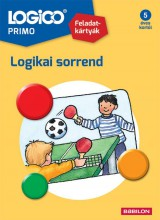 LOGICO PRIMO - LOGIKAI SORREND - Ekönyv - TESSLOFF ÉS BABILON KIADÓI KFT.