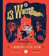 13.WARREN ÉS A MINDENT-LÁTÓ-SZEM - Ekönyv - RIO, TANIA DEL